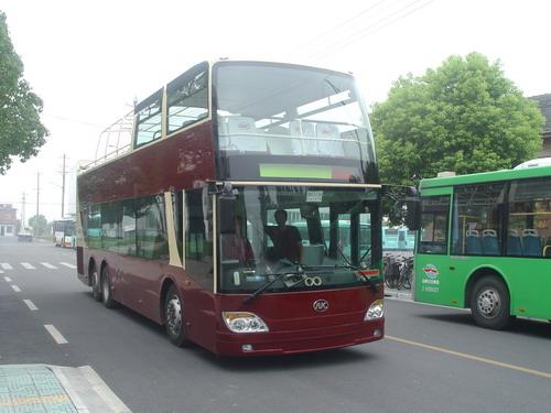 安凯客车:65辆公交车进驻无锡黄金线路(图)
