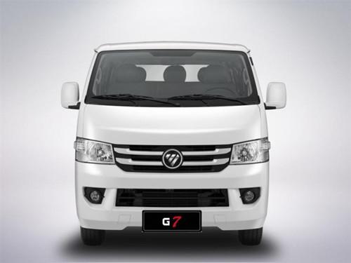蒙派克S级产品进入市场 福田商务汽车市场迅速增长高清图片