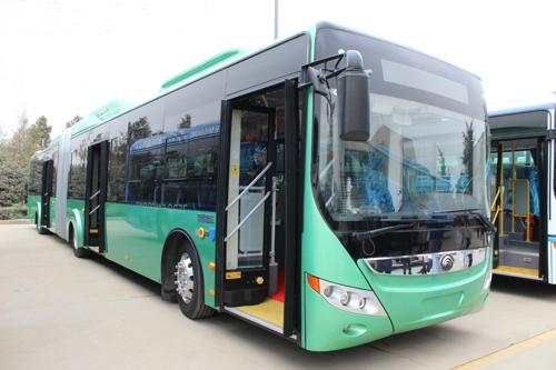 宇通e7纯电动客车上市两月销900辆