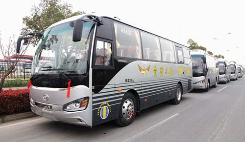 张家界中信旅运与海格客车的品质化发展路径图片