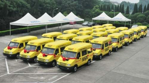 网-南京依维柯Powerdaily系列成为自建车队和