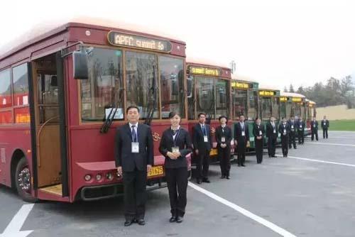 银隆新能源客车不仅在珠海创造了省内的首条纯电动公