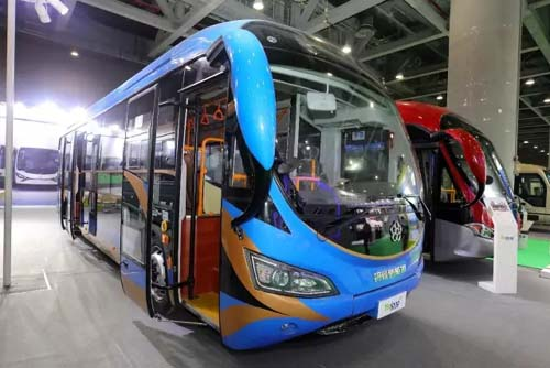 汽车市场网 客车频道 新能源客车新闻      智能公交系统,实现价值